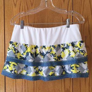 Cute tennis skirt!
